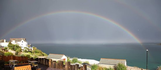 Now You Know Whats At The End Of The Rainbow Picture Of Pebble