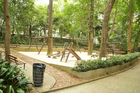 Tenente Siqueira Campos Park (Trianon): Parque para criançada