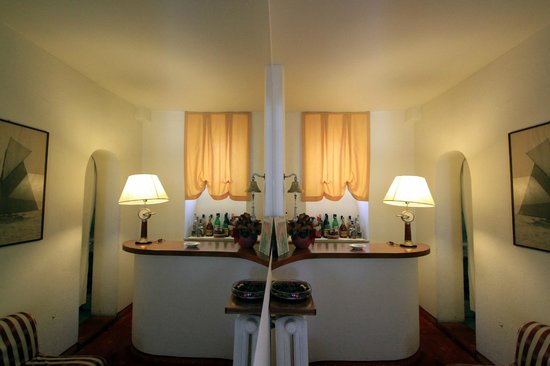 Ena Arenzano Hotel : Baretto!