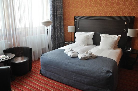 Grand Hotel Amrath Amsterdam: My Room