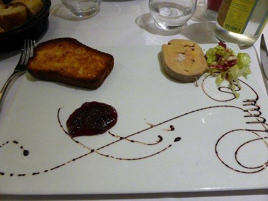 L'Orangerie : le foie gras