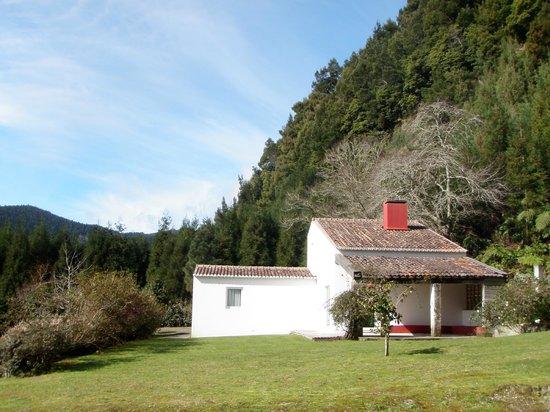 Furnas Lake Villas : Exterior Chestnut House