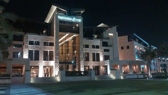 The Westin Abu Dhabi Golf Resort & Spa: Outside