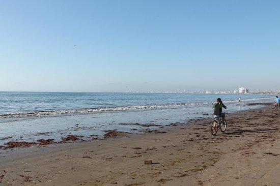 Avenida del Mar: Playa
