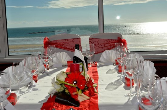 Beau Rivage Hotel: 2013 Wedding in the Beau Restaurant