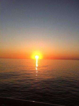 Pontile sul Mare -  Food & Drink - Nuova Gestione : Sunset ...