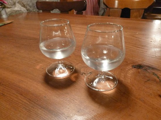 La Cabriolle : After Dinner Digestives Aprocotine