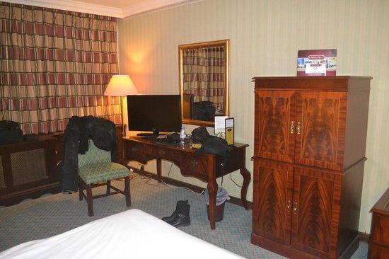 Ballsbridge Hotel : camera