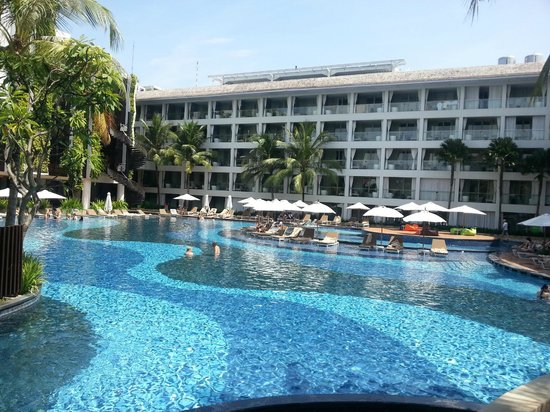 The Stones Hotel - Legian Bali, Autograph Collection: pool