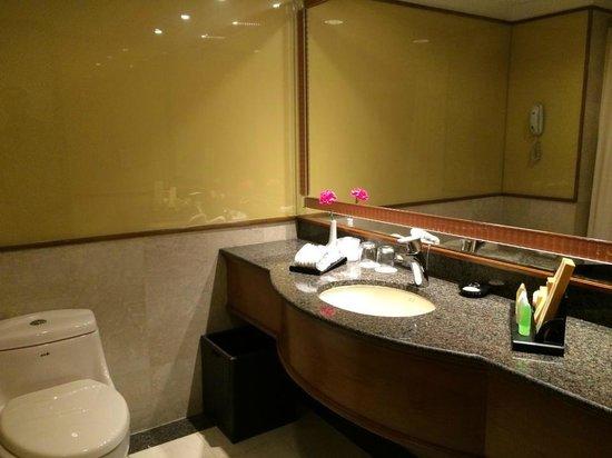Hotel Sintra : our bathroom