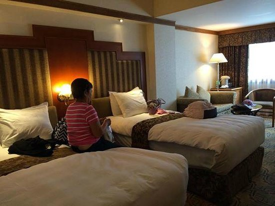 Hotel Sintra : spacious & clean room at RM 917