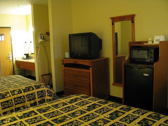 Days Inn Brigham City: Room