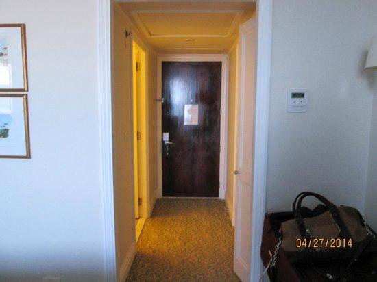 JW Marriott Hotel Rio de Janeiro: room hallway