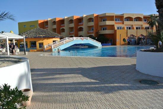 Caribbean World Djerba: piscine 1