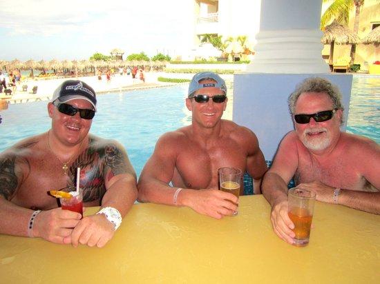 Iberostar Grand Rose Hall : Pool Bar