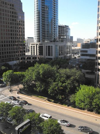 Radisson Hotel & Suites Austin Downtown: View from the 10th floor
