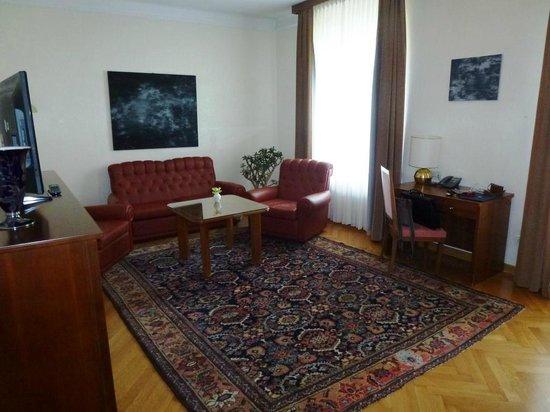 Vila Bled : living room in 315
