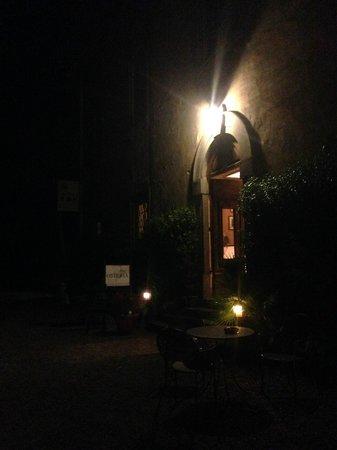 All'Ussero Osteria & Co.: entrata