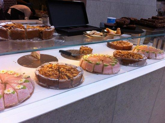 Rijksmuseum Cafe: Desserts