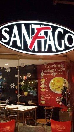 Café Santiago F