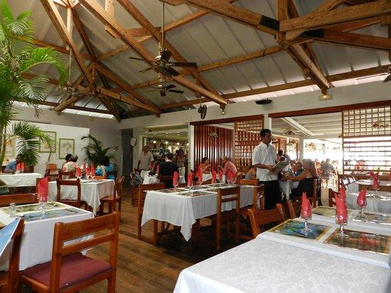 Restaurant La Marine : Salle