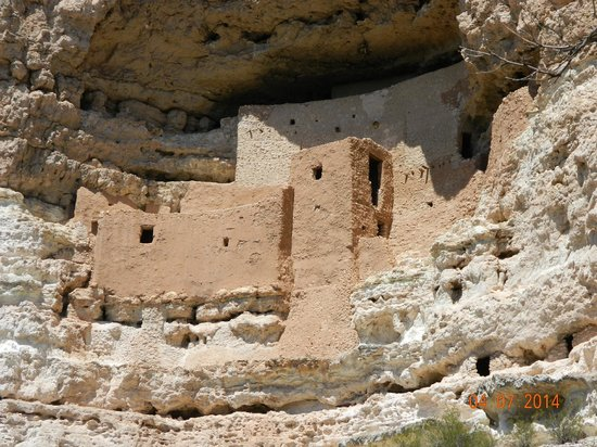 Montezuma Castle National Monument : Dwelling
