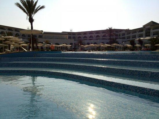 El Mouradi Palm Marina: Magnifique piscine