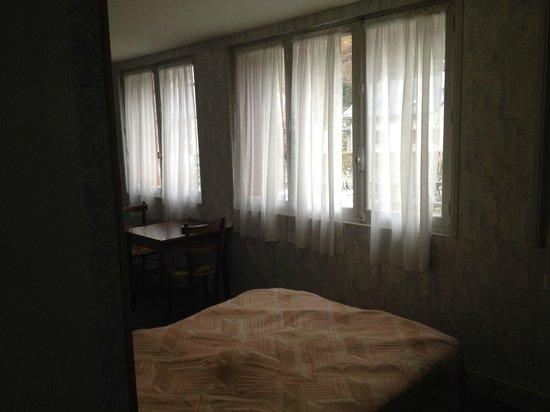 Borderes-Louron, ฝรั่งเศส: chambre