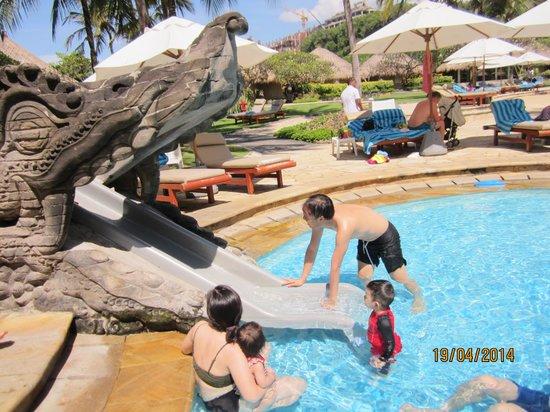 Grand Nikko Bali: kids pool