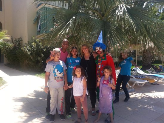 Ksar Djerba: la teams