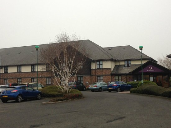 Premier Inn Stockton-On-Tees/Middlesbrough Hotel: отель