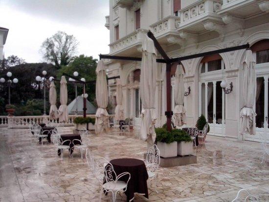 Grand Hotel Rimini : Esterno.