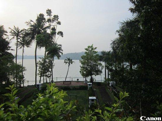 Aadithyaa Resorts Lakeside: Lake View
