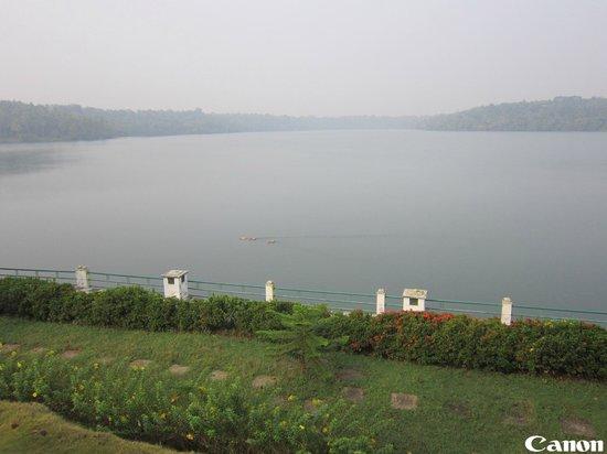 Aadithyaa Resorts Lakeside: River View