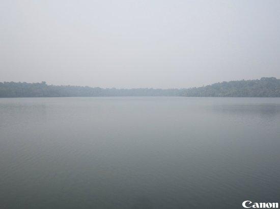 Aadithyaa Resorts Lakeside: Morning view