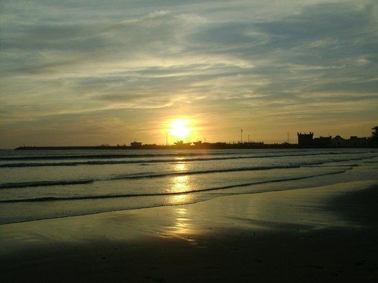 Essaouira Beach: Пляж Эссуэйры