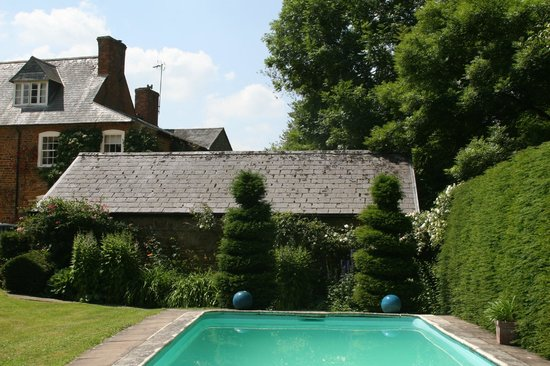Swimming Pool Picture Of Maidford B B Towcester Tripadvisor