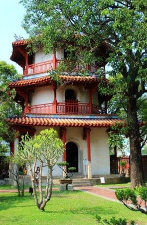 Tainan: Confucius Temple Pavilion for Literature God  臺南: 文昌閣