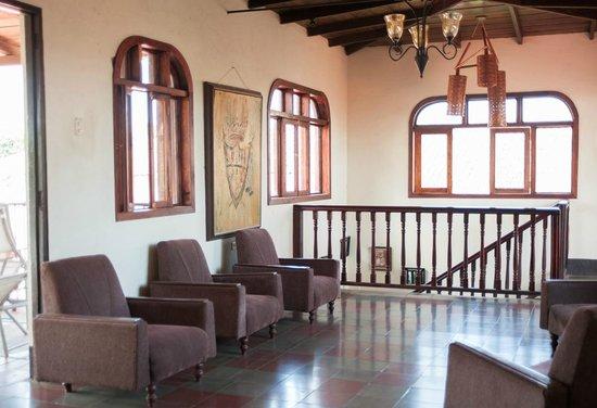 Casa Santiago: common area