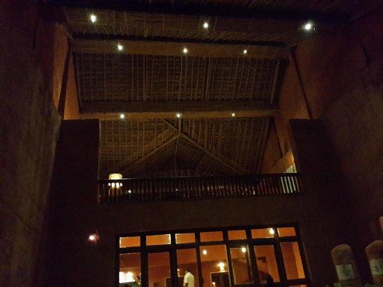 Banasura Hill Resort: Reception