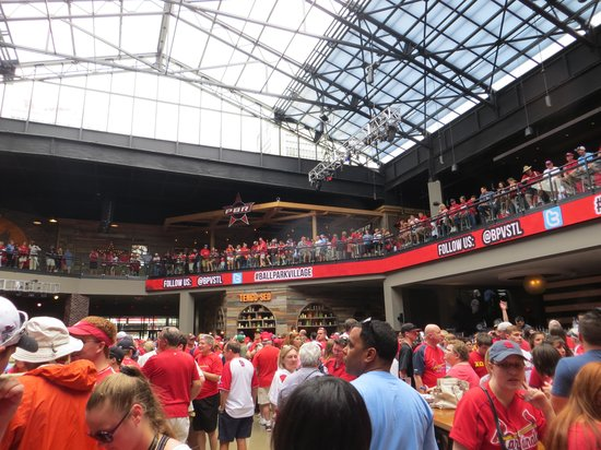‪St. Louis Ballpark Village‬