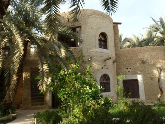 Carols Ghaliet Ecolodge Siwa: Lodge grounds