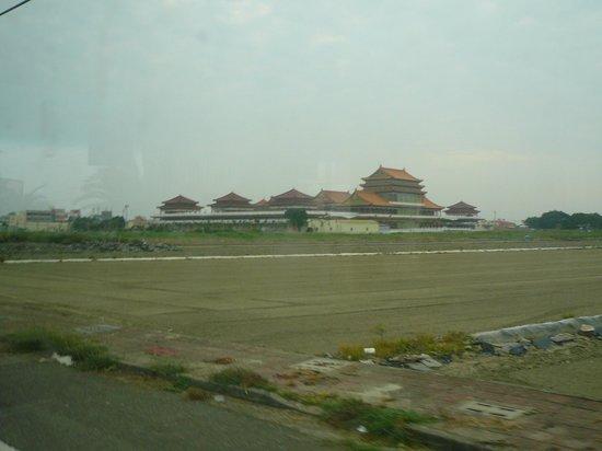 Sihcao Dajhong Temple