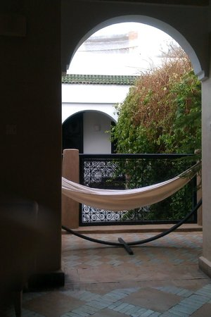 Riad Magellan Yoga: interior