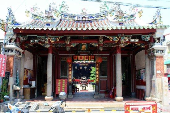 Ji Dian Wu Miao : Tainan: Sacrificial Rites Martial Temple  臺南: 祀典武廟