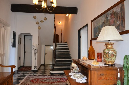 L'Antico Borgo: hallway