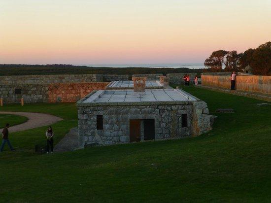 Fortaleza de Santa Teresa: Historia Preservada
