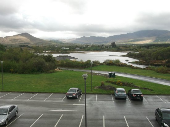 Sneem Hotel: view from apartment