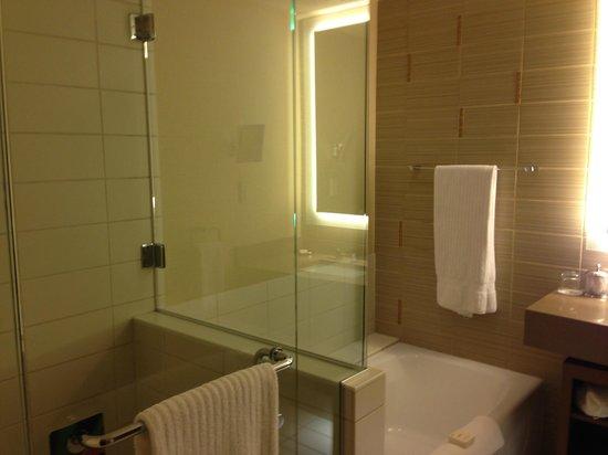 Fairmont Pittsburgh : Bathroom