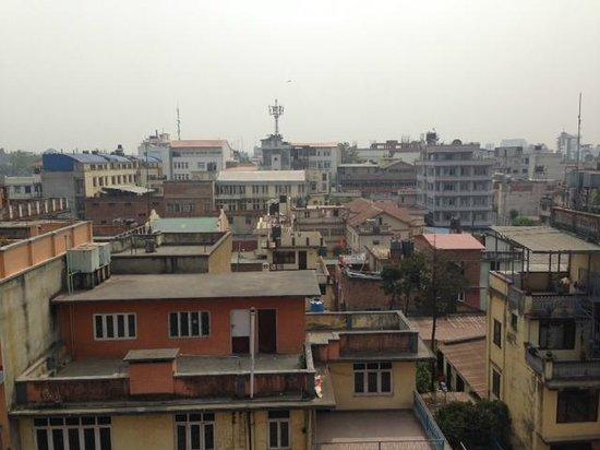Hotel Mums Home Pvt Ltd: Pemandangan dari roof top